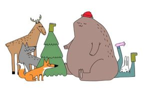 Comedy Central Christmas - Lumberjack