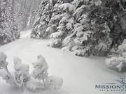 Early December Powder At Mission