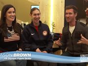 Interview With Olympian Jason Brown