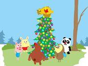 Knuffelbos Kerstmovie