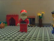 A Christmas Gift (Lego Animation)