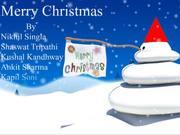 Merry Christmas Card 4