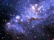 Panning on NGC 346
