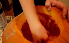 Jack's 1st Pumpkin