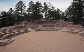 Sunrise Amphitheater At Flagstaff