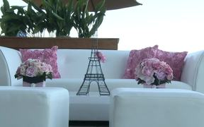 A Baby Shower For Paris At TPC Valencia