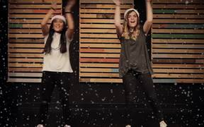 It's Christmas Time Dance Motions