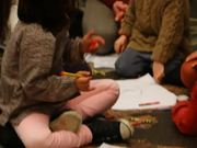 Tiz And Ott's Big Draw - Tate Britain