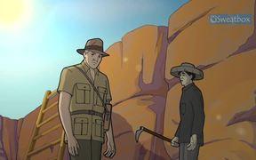 Talma And The Myth Of Agharta - Trailer