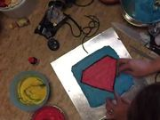 Superman Cake Decorating