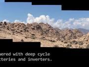 Autonomous Video: Rocks