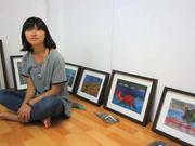Emily Wang Talented Artist