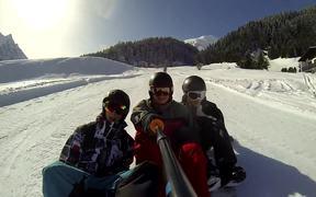 Super Fun Ski Time