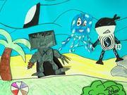 Super Hero Animations