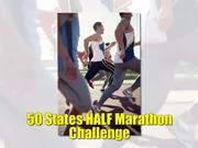 Half Marathons - Fifty 50 States