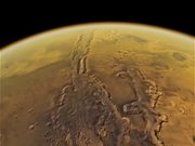 Mars observing campaigns, zoom on Mars surface