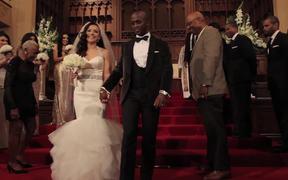 Cristina + Terrence Wedding