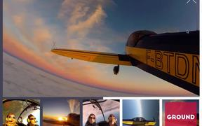 How To Fly - iPad Publication