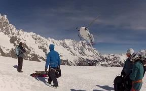 Heliski in Courmayeur - Mont Blanc