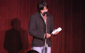 Baruch Porras-Hernandez Super Queer Open Mic 4
