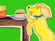 Barney the Burger Burglar