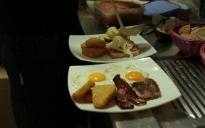 The Restaurant Of Madrid