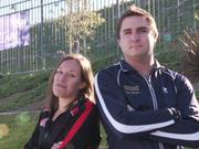 Christine And Aaron - Worby Amazing Race
