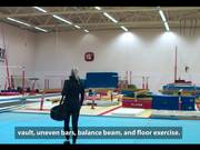 Women's Artistic Gymnastics At Gerpla