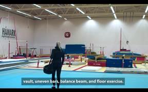 Women's Artistic Gymnastics At Gerpla