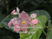Four Remarkable Women