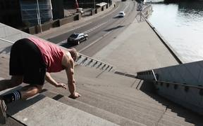 10 Basic Exercises for Stair Training