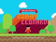 Interactive Resume By Robby Leonardi
