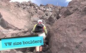 Mount St Helens Climb August 2011