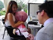 The Romantic Proposal: Gavin And Jill
