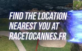 Race To Cannes Online Golf Tournament