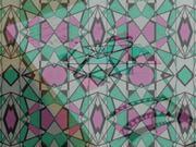 Paper Pattern Print
