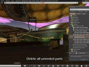 Machinima Tutorial - 3. Playing with Scene