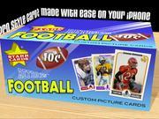 Starr Cards Retro 75 Football