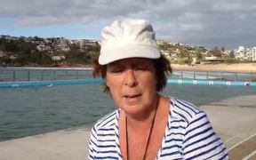 Pauline Overcomes Her Fear