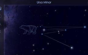 Star Walk 2 - Ursa Minor Constellation