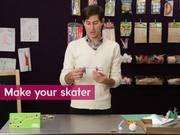 Ice Skater - Make Something