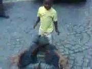 Amazing Stunts With Child