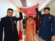 Bigyan And Shikgha Wedding