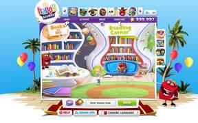 McDonalds HappyMeal Interactive Digital E-Book App