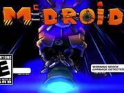 McDROID Steam Trailer