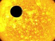 Evaporating Extrasolar Planet - 1