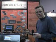 CES 2009 - Dashboard Devices