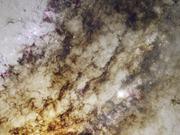 Pan across Centaurus A