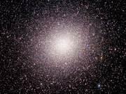 Motion of stars in Omega Centauri