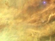 Panning across the Lagoon Nebula - 1